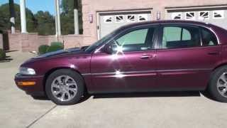 HD VIDEO 2003 BUICK PARK AVENUE ULTRA 3800 SUPERCHARGED FOR SALE SEE WWW SUNSETMOTORS COM