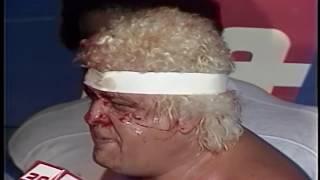 Dusty Rhodes & JYD vs Ted DiBiase & Kamala (Dog Collar & Bull Rope Match)