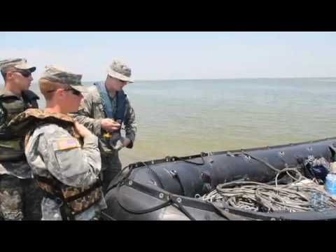 Louisiana National Guard works to extend barrier islands
