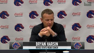 Boise State's Bryan Harsin on recruiting new players