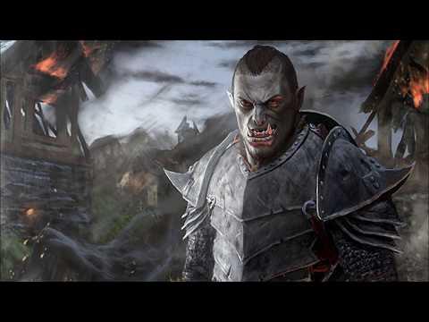 Exploring Elder Scrolls: Orcs