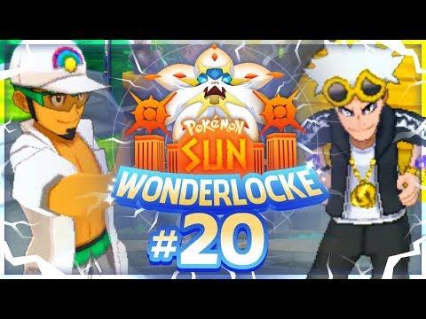 """Enter: Team Skull's Leader! KUKUI VS GUZMA!?"" | Pokemon Sun Wonderlocke w/ PKSparkxx - Part #20"
