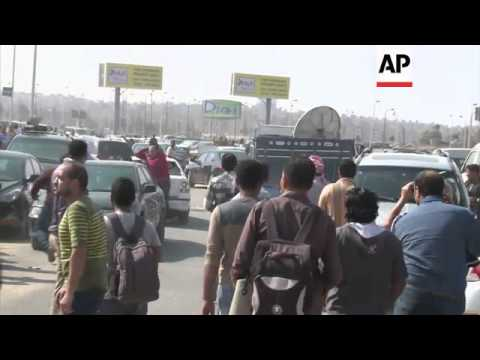 Morsi supporters attack local media accusing them of biased reporting