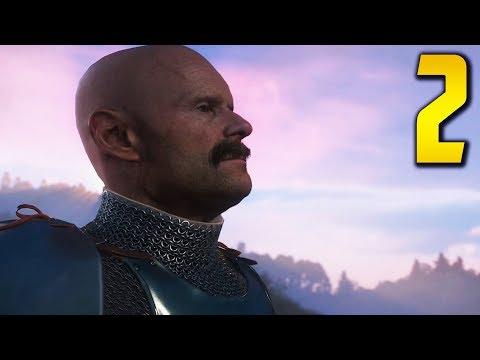 """Kingdom Come: Deliverance - Part 2 - """"Sir Markvart von Aulitz"""" (Gameplay/Walkthrough)"""