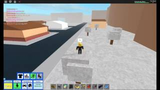 How to parkour! (ROBLOX High School)