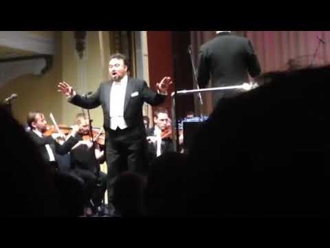Ramon Vargas tenor 14.2.2018 Zimski Festival Ljubljana Union