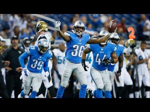 Lions VS Colts Highlights 2017 Preseason Week 1