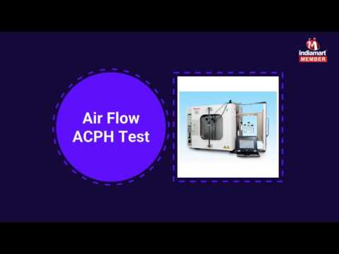 Clean Room Equipments and Services by Air Test Corporation, Mumbai