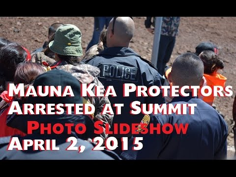 mauna-kea-protectors-summit-arrest-picture-slideshow
