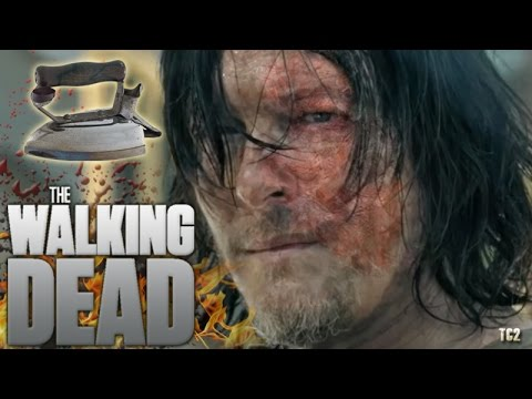 The Walking Dead Season 7 Episode 7 - Will Daryl Get the Iron & Best Half Season So Far?