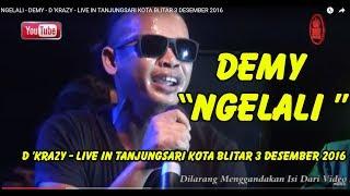 Single Terbaru -  Ngelali Demy D Krazy Live In Tanjungsari
