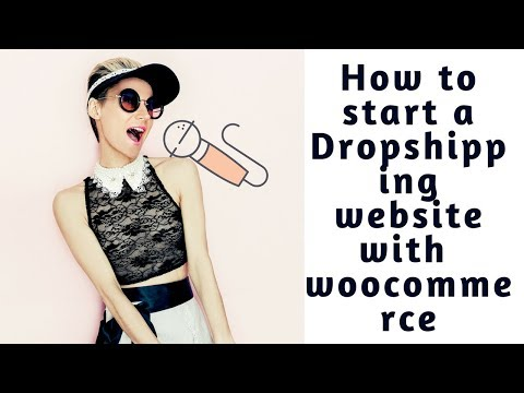 How to Create A Dropshipping Website Using  Ezusy  Automated 2018