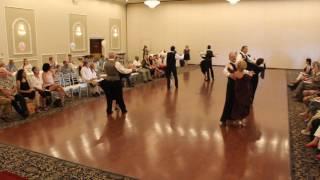 Oakville's Ballroom Bootcamp class - Viennese Waltz