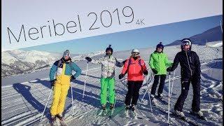 Ski Holidays - BEST SKI HOLIDAY YET!!!   Meribel 2019   4K