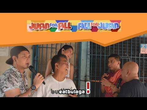 Juan For All, All For Juan Sugod Bahay | May 17, 2018
