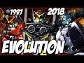 スパロボ ガンダムヘビーアームズ (総攻撃) 進化の軌跡 | Evolution of Gundam Heavyarms (All Out Shot)