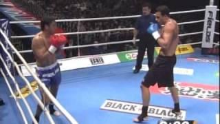 Badr Hari vs Ruslan Karaev 2007.avi