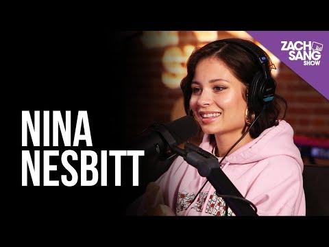 Nina Nesbitt Talks Somebody Special, Rihanna & MAX