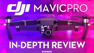 Dji mavic pro — in depth review part 1/3 [4k]