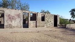 ABANDONED!! (sorta) Scorpion Gulch!! South Mountain-Phoenix, AZ!! Amazing building!!!