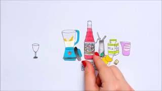 Fun Drinks with Rooh Afza : Mango Milkshake