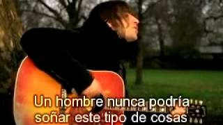Songbird - Oasis (subtitulos en español)