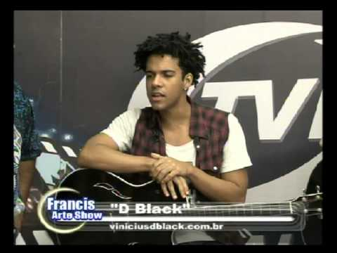 PROGRAMA FRANCIS ARTE SHOW - D' BLACK 1