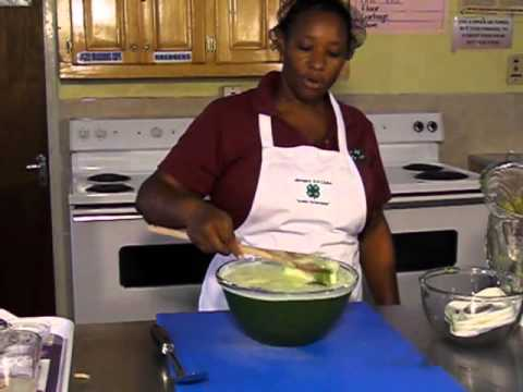 Home Economics Training events - Cake baking, Towel Folding , etal