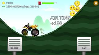 Repeat youtube video Up Hill Racing: Hill Climb Android Gameplay