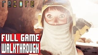 ReCore Gameplay Walkthrough Part 1 FULL GAME (1080p) - No Commentary