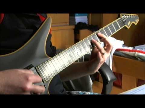Bullet For My Valentine - Temper Temper (Guitar Cover)