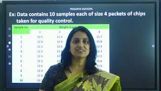 II PUC | STATISTICS | STATISTICAL QUALITY CONTROL -  03