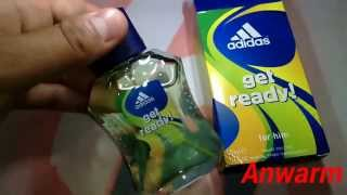 Adidas Get Ready Mens Fragrance (Review)