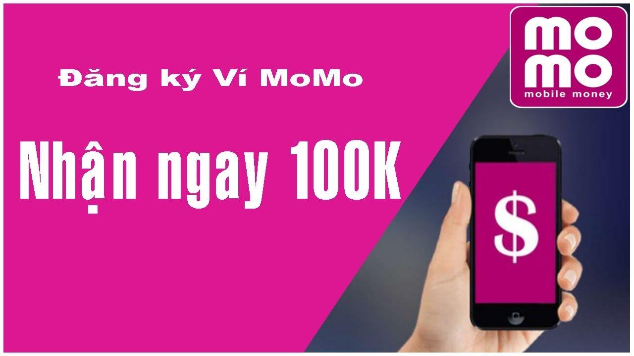 Đăng ký ví Momo liên kết ngân hàng Vietcombank – Kiếm tiền bằng điện thoại