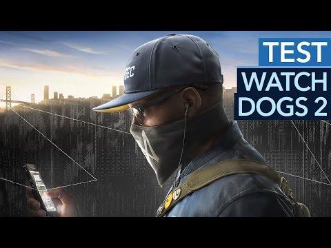 Watch Dogs 2 - Test-Video zur Hacker-Action