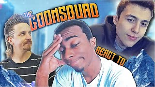 GOONSQUAD REACT TO MY OLD VIDEOS