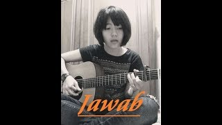 Derizka Afrillia -  Jawab - Armada cover