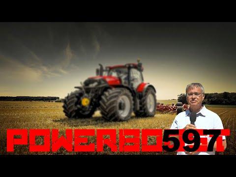 On vous dévoile le nouveau tracteur Case IH !