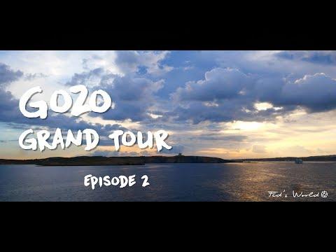 Gozo Grand Tour 2 - Gozo, Malta - VLOG #36