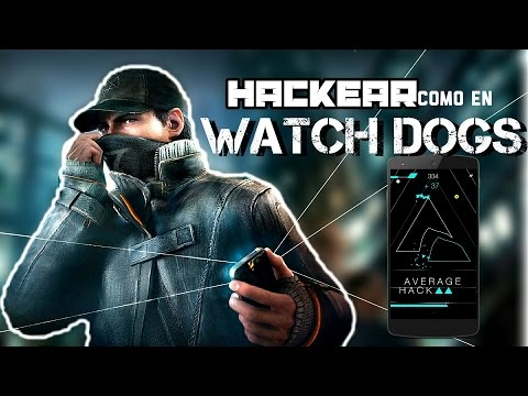 Simulador de Hackeo al Estilo WATCH DOGS - CUT HACK