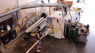 Planning Pine Boards For Custom Windows - Wood Window Sash And Transom Window Manufacturing