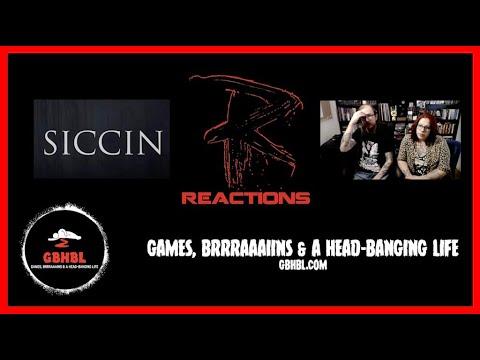 GBHBL Reactions: Siccin Trailer