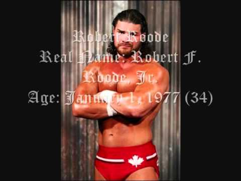 wwe superstars real names and ages