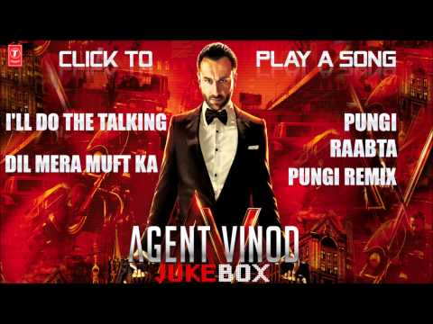 Agent Vinod Full Songs  Jukebox