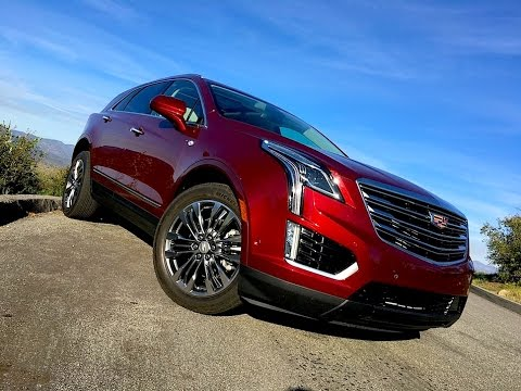 2017 Cadillac XT5 TECH REVIEW  (1 of 2)