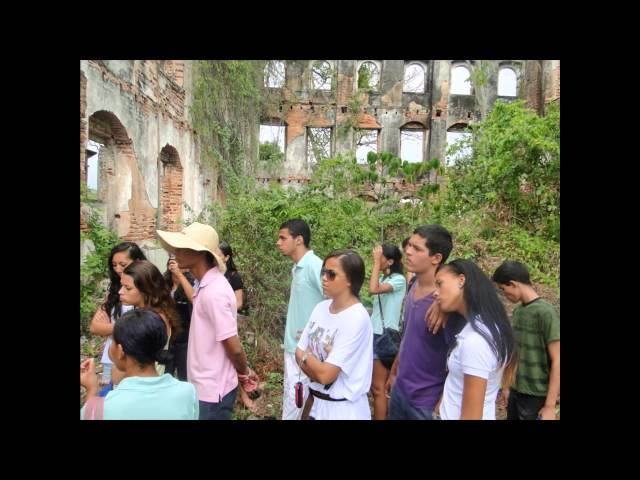 Visita às ruínas do Imperial Instituto Bahiano de Agricultura TRAVEL_VIDEO