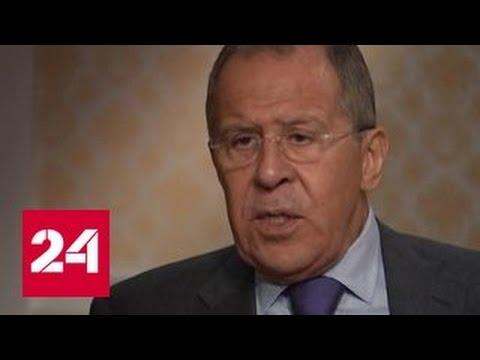 Лавров: в основе политики США лежит агрессивная русофобия