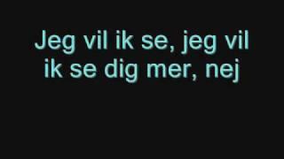 Nicolai Kielstrup - Det For Sent Nu Lyrics