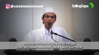 Ibadah di Hari Jumat Jangan Menyia nyiakan oleh Abdul Somad