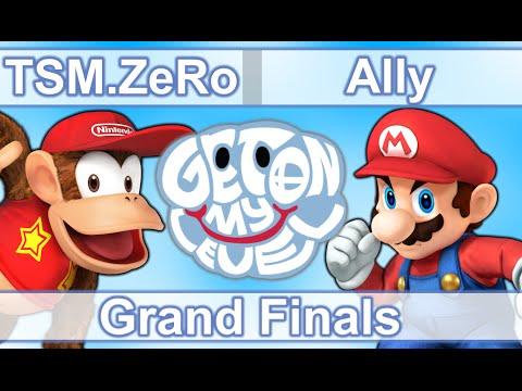 Grand Finals - GOML 2016 - TSM.ZeRo vs. Ally
